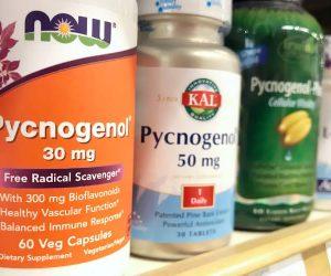 Propiedades del Pycnogenol