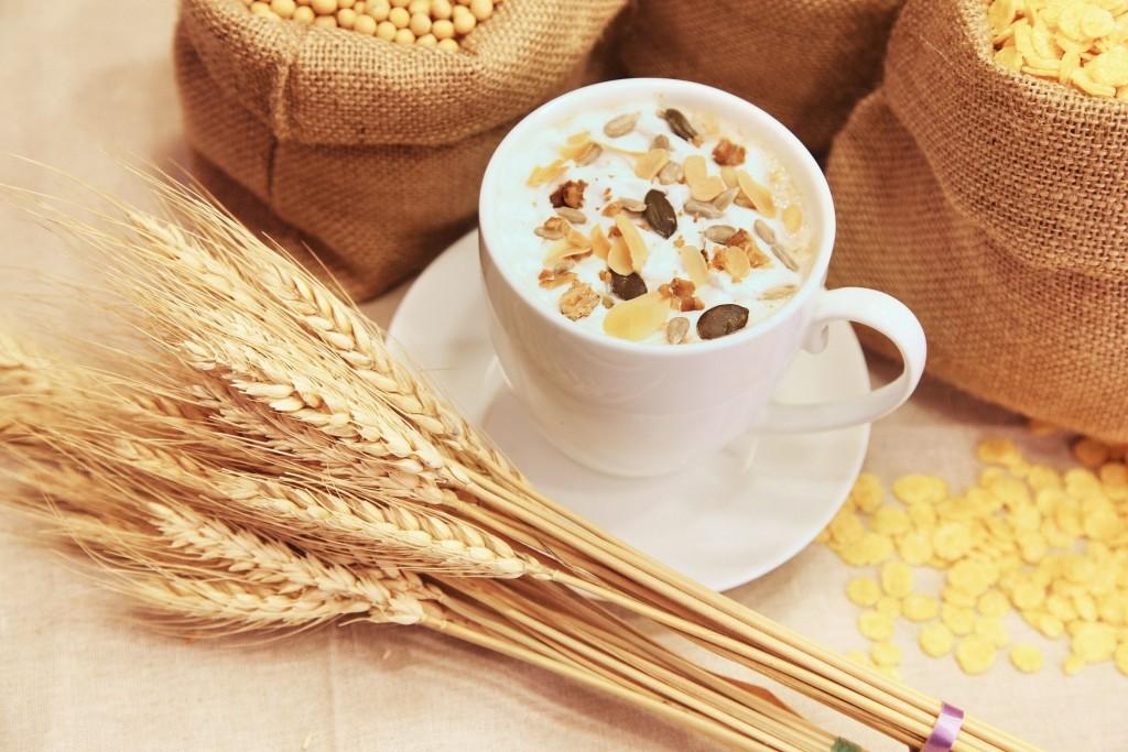 fibra del trigo