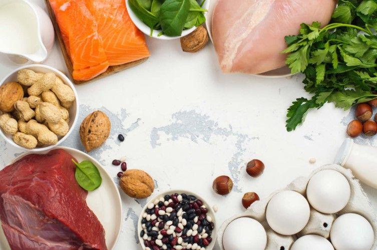 alimentos dieta hiperproteica