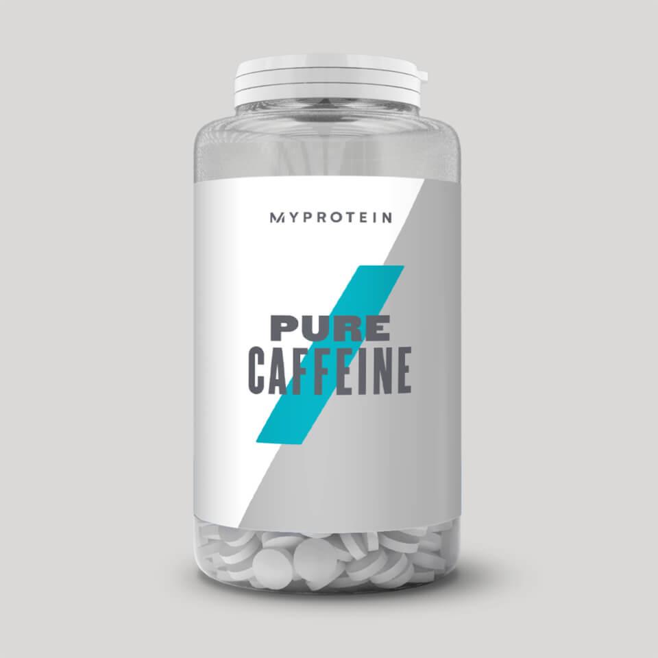 Cafeína Pura - 200Tabletas - Sin sabor