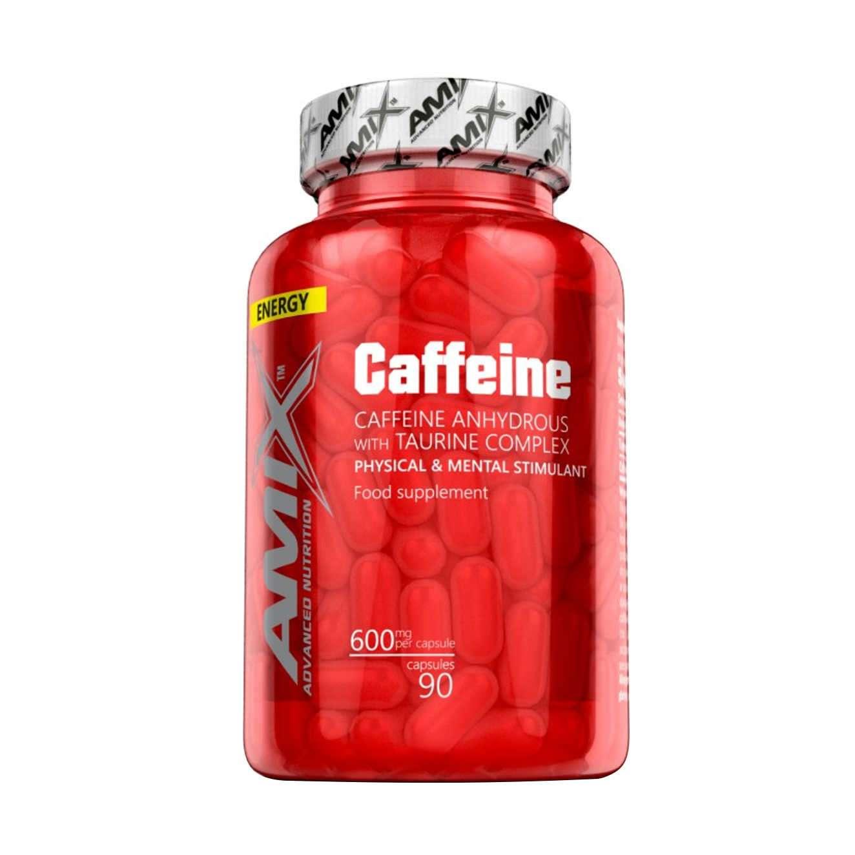 CAFFEINE + TAURINE