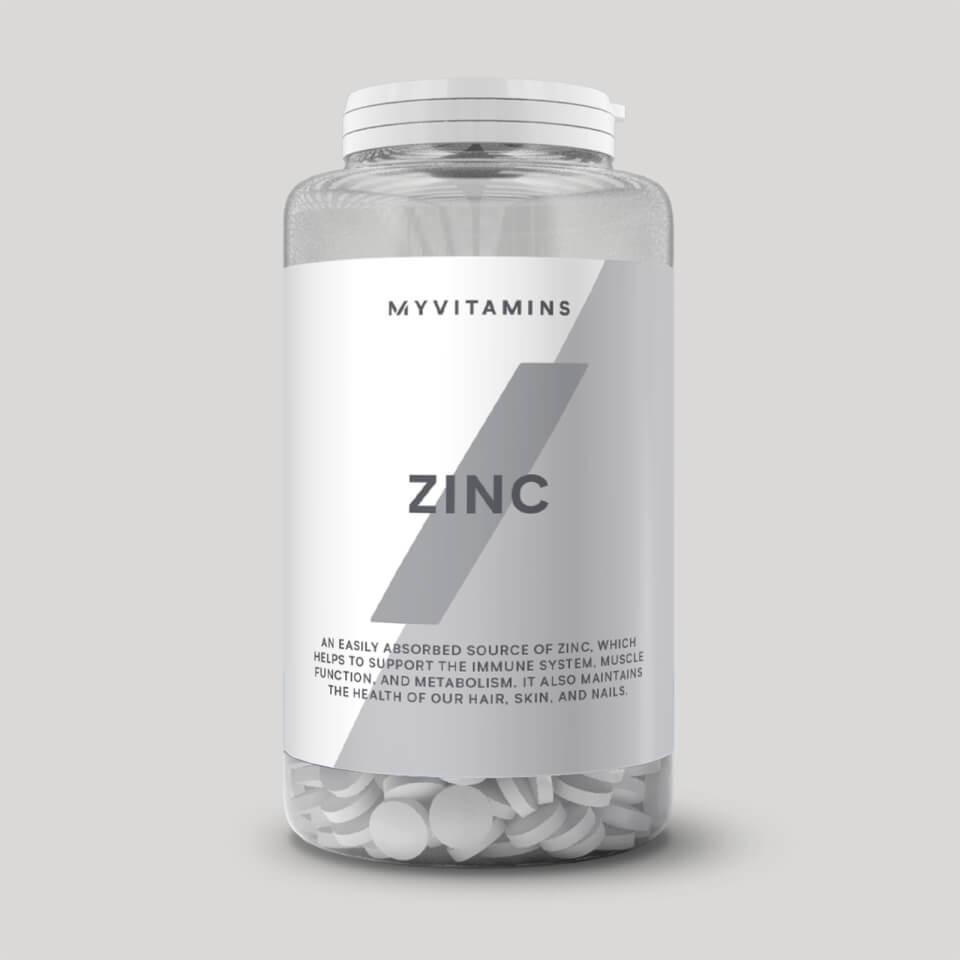 Zinc - 90Tabletas