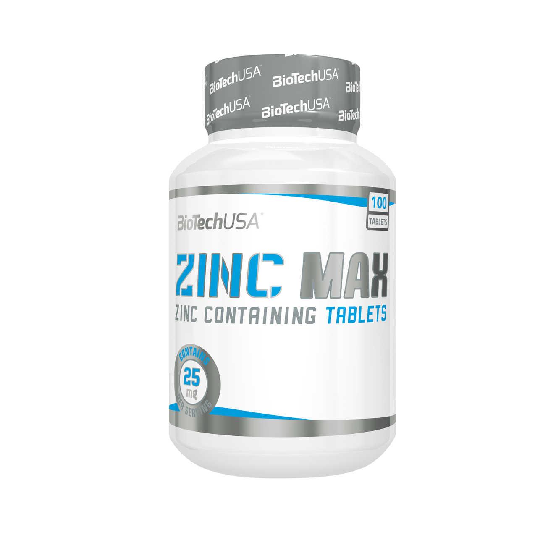 ZINC MAX - 100 tabs
