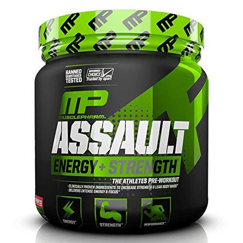 Assault Pre-Workout 30 servicios