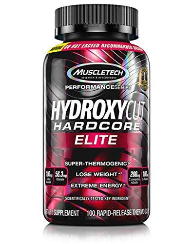 HYDROXYCUT HARDCORE ELITE 110 CAPS