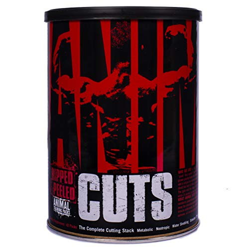 Universal Nutrition Animal Cuts 42 unidades 258 g