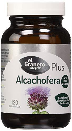 ALCACHOFERA FORTE 600 mg 120 Comp