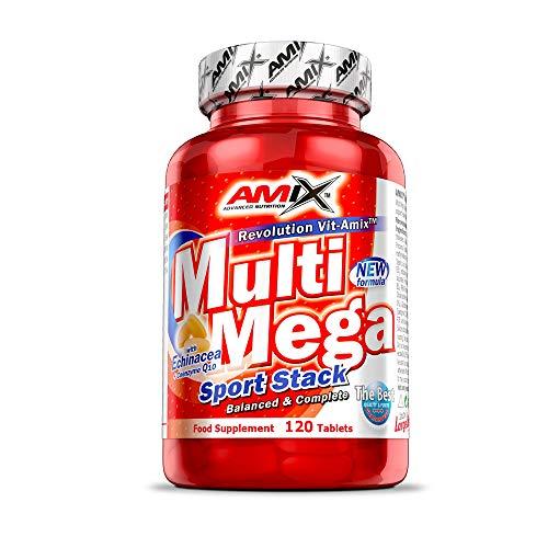 Amix Multi Megastack 120 Tabl, 162 gr