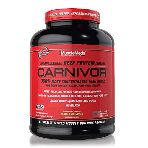Muscle Meds Carnivor (4lbs) 2038 g